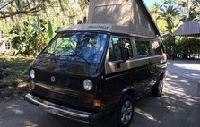 1984 Volkswagen Vanagon Camper