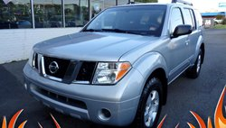 2005 Nissan Pathfinder LE 4WD