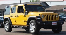 2021 Jeep Wrangler Unlimited Sport RHD
