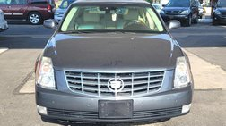 2010 Cadillac DTS Platinum Collection