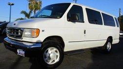 2001 Ford E-Series Wagon E-350 Super Duty XL