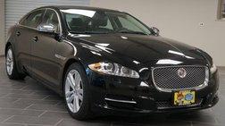 2015 Jaguar XJL Portfolio