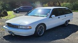 1993 Chevrolet Caprice Base
