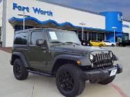 2015 Jeep Wrangler Willys Wheeler Edition