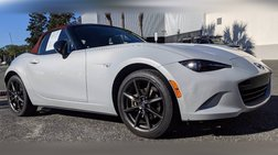 2018 Mazda MX-5 Miata Club