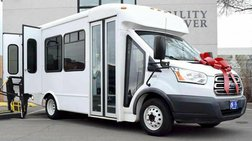 2015 Ford Transit Cutaway 350 HD