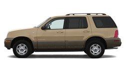 2003 Mercury Mountaineer Luxury