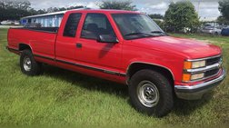 1996 Chevrolet C/K 2500 C2500 Silverado