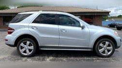 2010 Mercedes-Benz M-Class ML 350 4MATIC