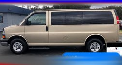 2013 Chevrolet Express LT 2500