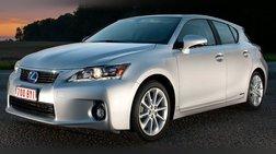 2012 Lexus CT 200h Premium