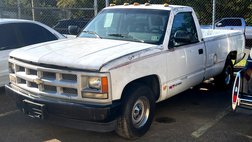 1992 Chevrolet C/K 1500 Reg. Cab W/T 8-ft. bed 2WD