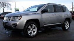2015 Jeep Compass Altitude Edition