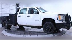 2014 GMC Sierra 3500HD Work Truck