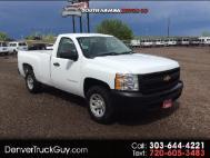 2013 Chevrolet Silverado 1500 Work Truck