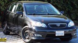 2007 Toyota Corolla S
