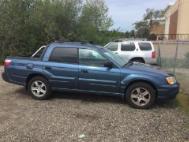 2006 Subaru Baja Sport