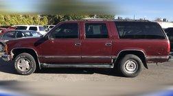 1999 GMC Suburban 1500 4WD