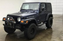 2004 Jeep Wrangler Rubicon