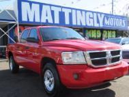 2008 Dodge Dakota SLT