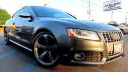 2012 Audi S5 4.2 quattro Prestige