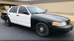2008 Ford Crown Victoria Police Interceptor