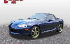 2003 Mazda MX-5 Miata Base