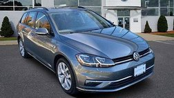 2019 Volkswagen Golf SportWagen SE