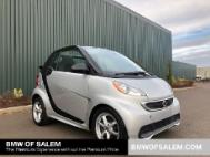 2015 Smart Fortwo passion cabriolet