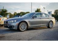 2015 BMW 5 Series ActiveHybrid 5