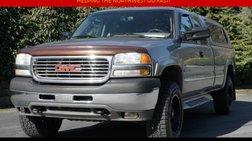 2001 GMC Sierra 2500 SL