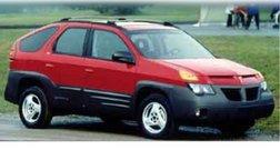 2001 Pontiac Aztek All Purpose