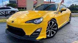 2015 Scion FR-S Coupe 2D