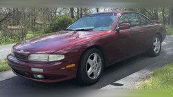 1995 Nissan 240SX SE