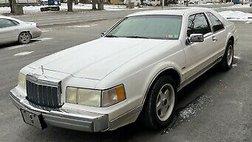 1992 Lincoln Mark VII Bill Blass