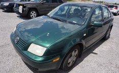 2000 Volkswagen Jetta GLS