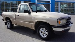1997 Mazda B-Series Truck Base