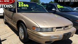 1994 Oldsmobile Cutlass Supreme Special Edition