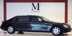 2007 Maybach 62 Base