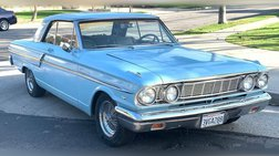 1964 Ford 500 V8  2-DOOR COUPE