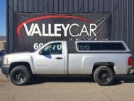 2012 Chevrolet Silverado 1500 Work Truck