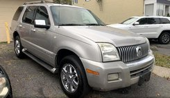 2007 Mercury Mountaineer Premier