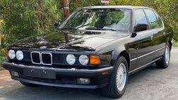 1991 BMW 7 Series 735iL