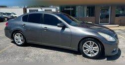 2012 Infiniti G37 Sedan G37