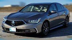2018 Acura RLX SH-AWD Sport Hybrid w/Advance