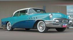 1955 Buick Roadmaster Fully Restored   Nailhead V8   Beautiful