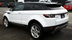 2015 Land Rover Range Rover Evoque Coupe Pure Plus