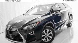 2018 Lexus RX 350L RX 350L Premium