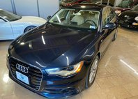 2013 Audi A6 3.0T quattro Prestige