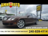 2009 Bentley Continental Flying Spur Base